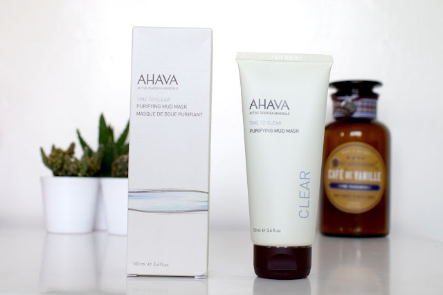 Ahava Purifying Mud Mask Review
