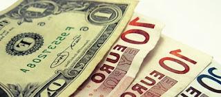 Equivalencia del euro y el dolar