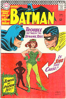 Batman #181 Poison Ivy First Appearance cover