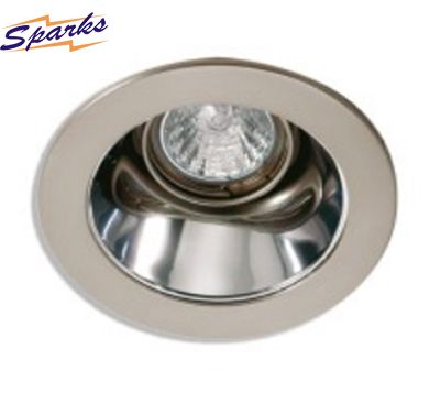 Aurora AU-DLL492 Tilting Reflector Halogen Downlight