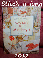 """Some Kind of Wonderful"" Stitch-A-Long"