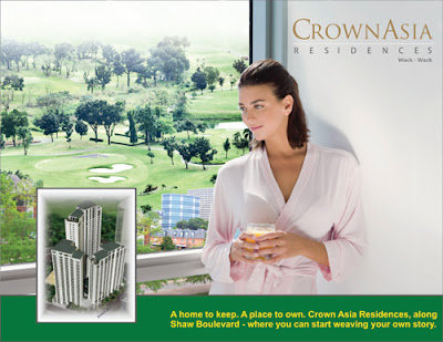 Crown Asia Residences Wack Wack