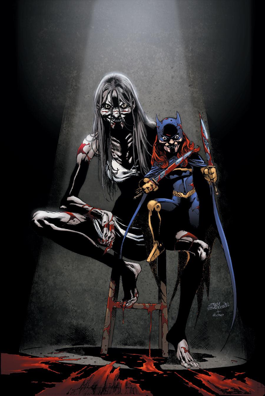 Batgirl Defeated Batgirl #20