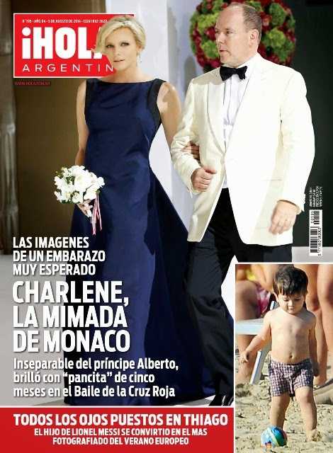 Adelanto revista hola argentina de esta semana marcela for Revistas de espectaculos de esta semana
