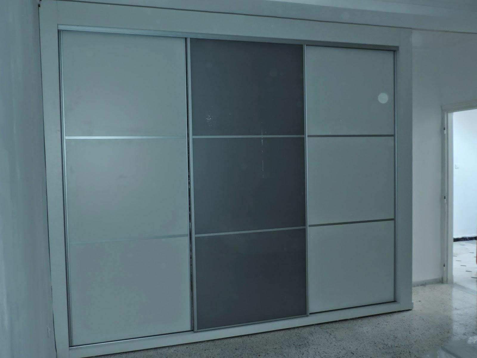 #347397 Placards Et Dressings Sur Mesure: Placard Coulissante En  1135 armoires portes coulissantes en verre 1600x1200 px @ aertt.com