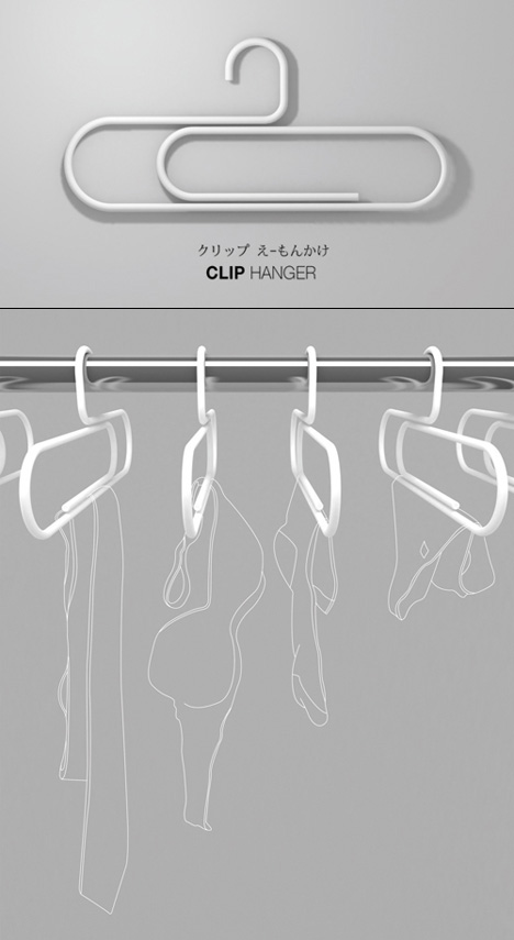 15 Cool Clothes Hangers And Modern Coat Hangers Part 3