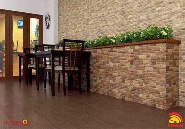 keramik dinding motif batu alam cari inspirasi rumah disini