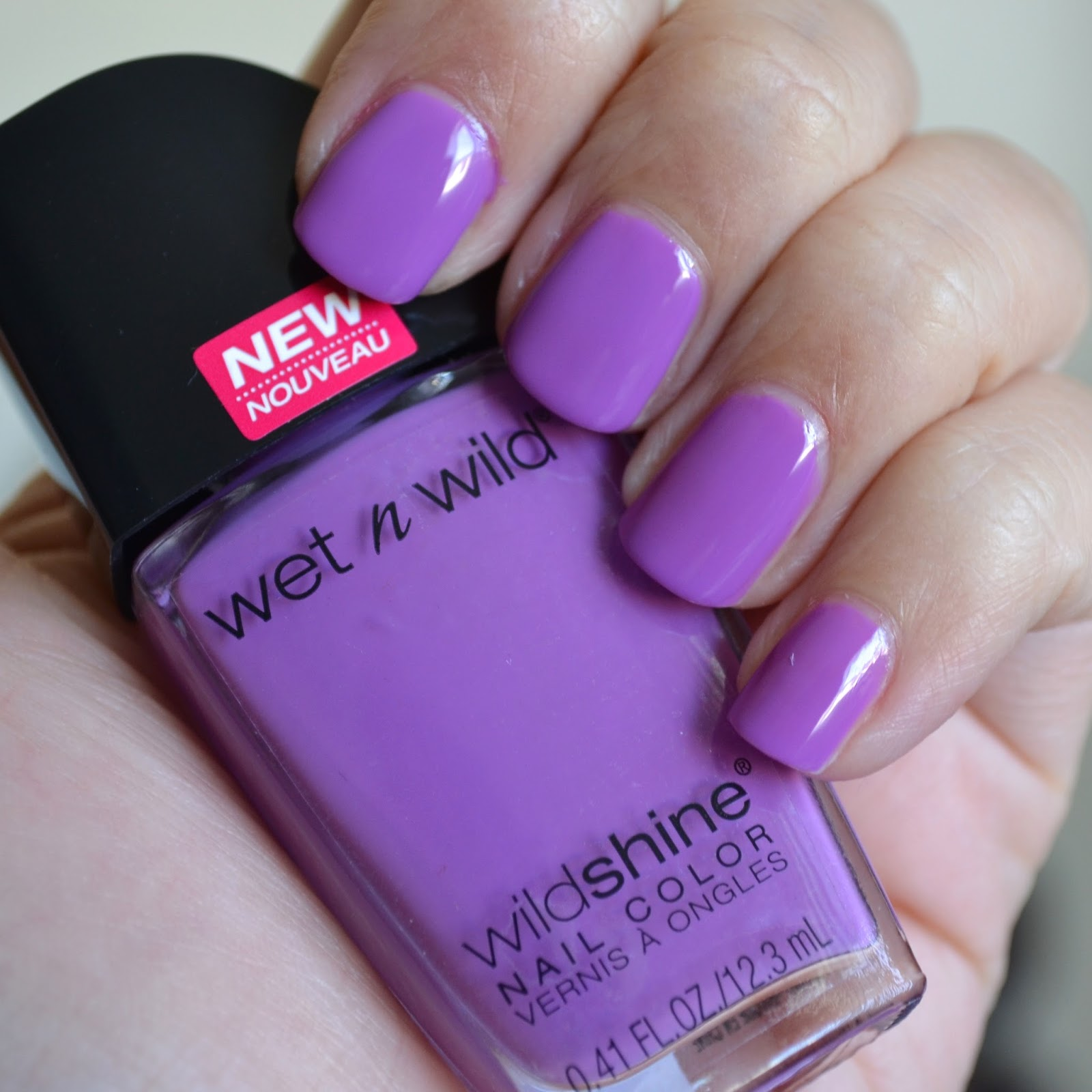 Aquaheart: Wet N Wild Silk Finish Lipsticks And Wild Shine