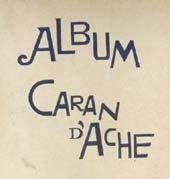 Albums Caran d'Ache