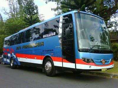 Bus Pariwisata - Akas 4  Executive Class