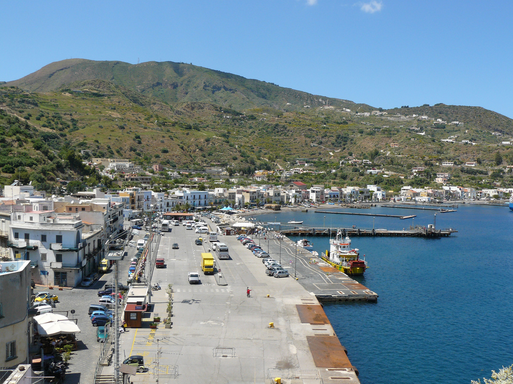 Lipari Island Italy  city photos gallery : Most Beautiful Islands: Italian Islands Lipari