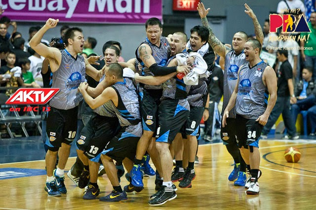 Powerade Tigers (former PBA team)
