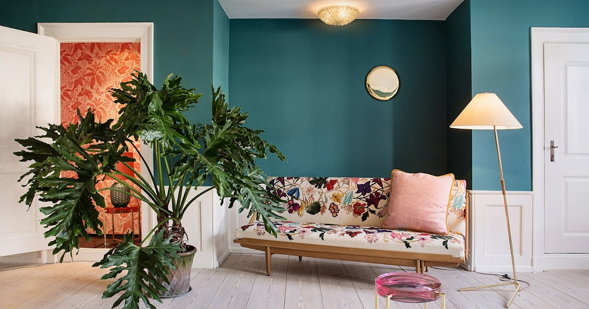 die wohngalerie kunterbuntes leben in kopenhagen. Black Bedroom Furniture Sets. Home Design Ideas