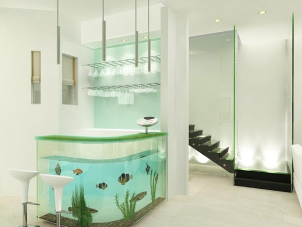 The Best Aquarium Design For Home Interior  Home Interior Project - Fish tank designs for home