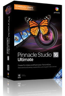 Pinnacle Studio 16 Ultimate full version