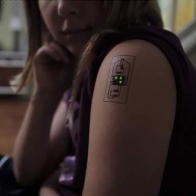 Are 'Tech Tats' the Next Wave of Fitness Trackers?