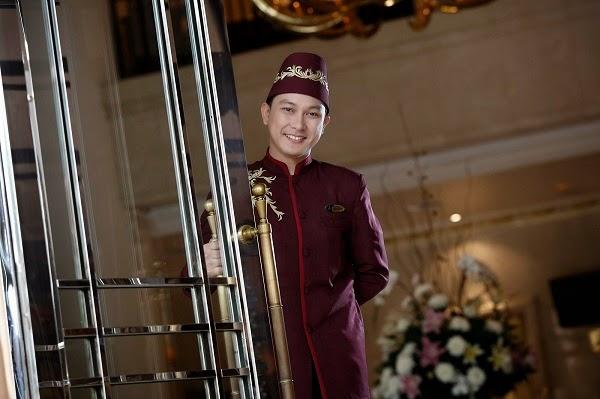Tuyển nhân viên tiền sảnh khách sạn đi xuất khẩu lao động Macao
