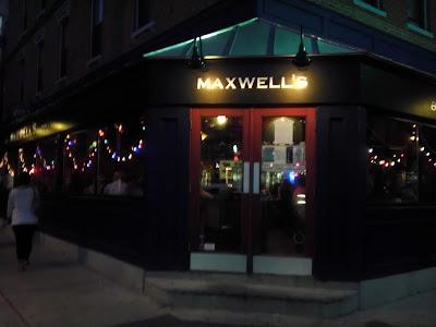 Exterior of Maxwell's in Hoboken.