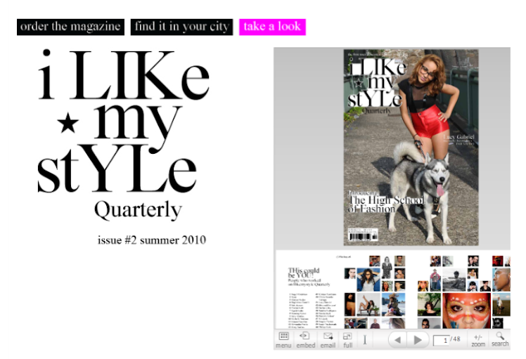 I LIKE MY STYLE Issue 2