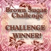 Prijs gewonnen bij Brown Sugar
