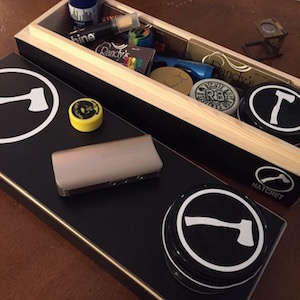 PROFILE The Hatchet Stash Box