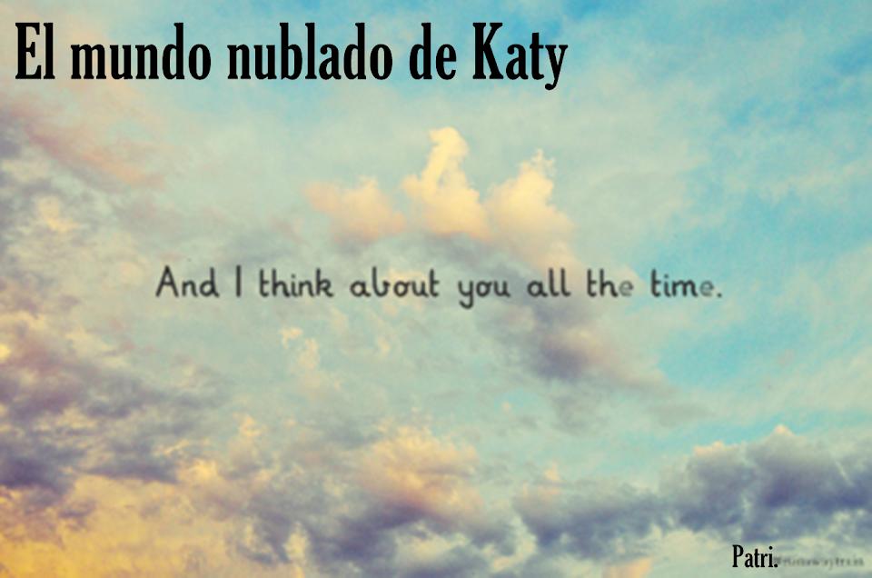 El mundo nublado de Katy
