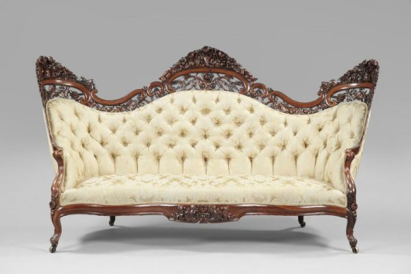 As You See Rococo Revival Is A Very Specific Style That Not Easily Integrated Into Other Periods Or Designs I Feel It Works Best In Strict Period