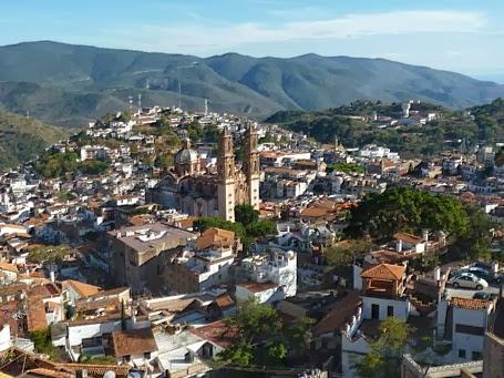 Pueblo Mágico Taxco - die Silberstadt