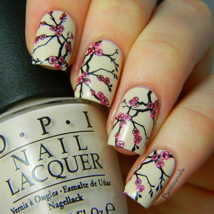 White Nails Art | Nails
