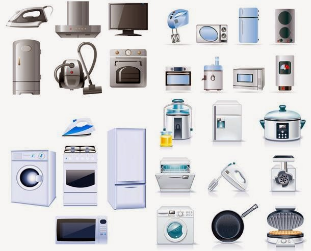 reseller dari berbagai macam peralatan rumah tangga listrik tersebut