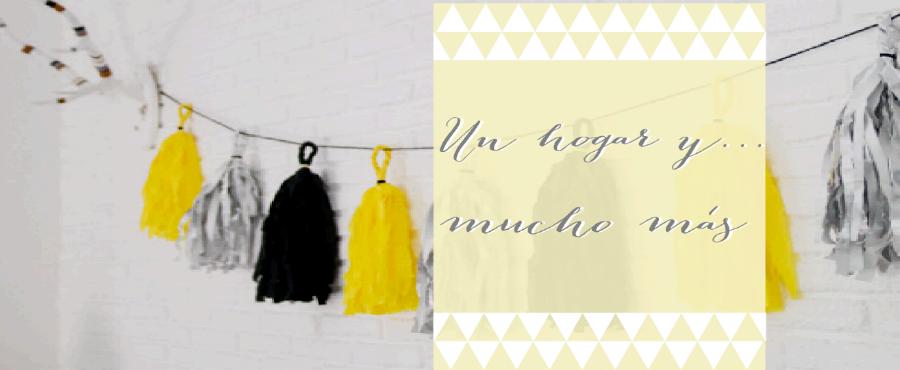 diseño título post en casa de Macarena Gea by Habitan2