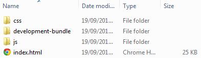 autocomplete widget files