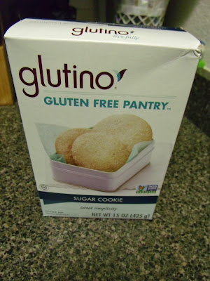 Glutino Sugar Cookies
