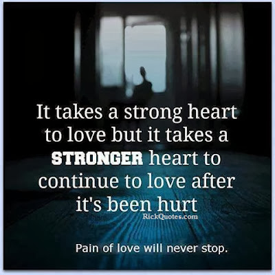 Pain Quotes | Love Will Never Stop