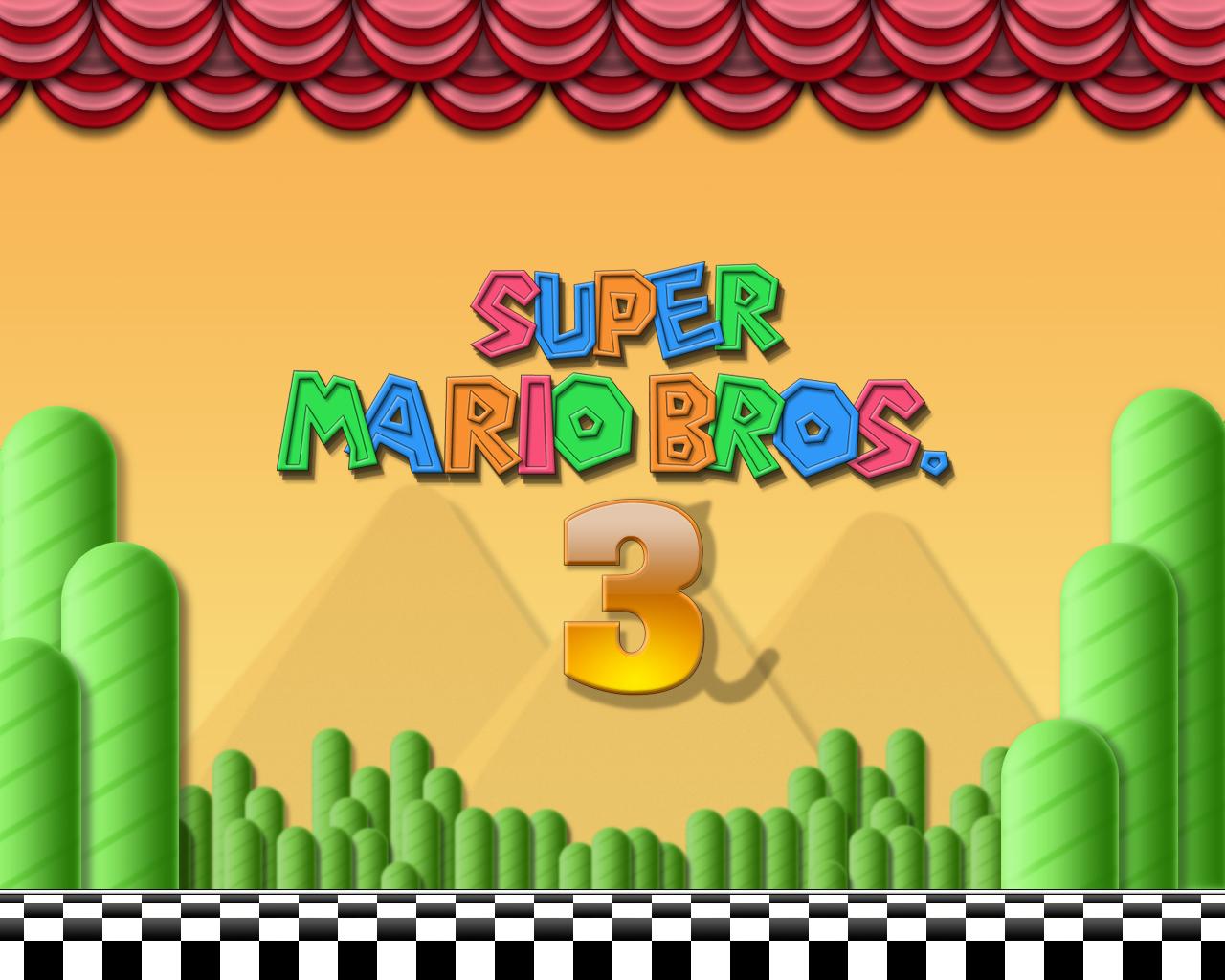 super mario bros 3 online