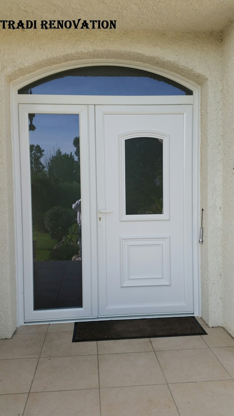 Tradi renovation porte d 39 entr e - Porte entree renovation ...