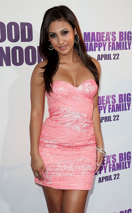 Francia Raisa Spicy Stills 2