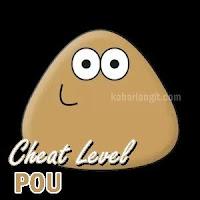 cheat cara menaikan level Game POU android dengan cepat