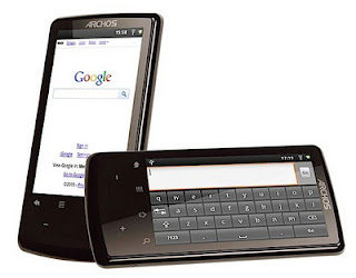 5 new Archos Android-based tablets announced d
