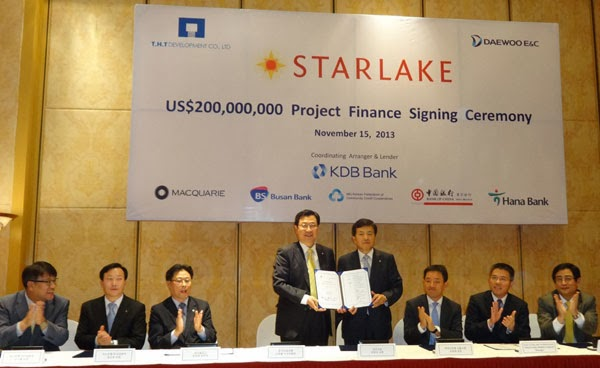 $200 million allocated for Starlake project