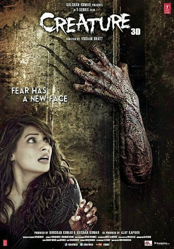Creature 3D (2014) Movie Poster