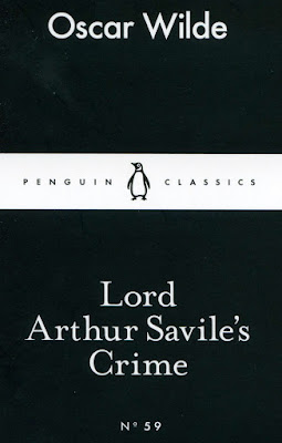 Cover of the Penguin Little Black Classics edition of Lord Arthur Savile's Crime (2015)