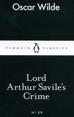Cover of the Penguin Little Black Classics edition of Lord Arthur Savile's Crime (2015)