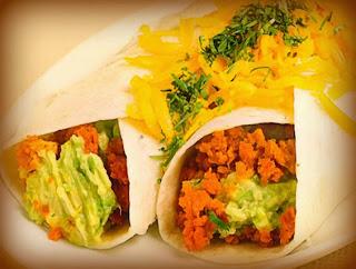 Burritos de salchicha de Huacho a la mexicana