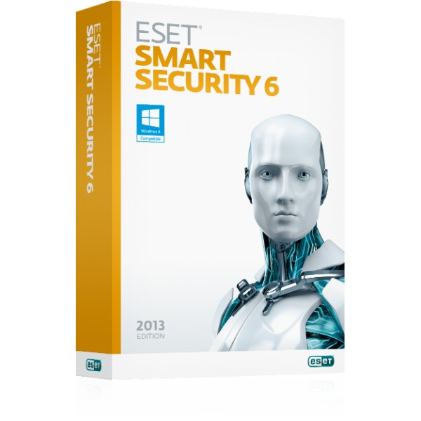 ESET Smart Security v6 FINAL [ESPAÑOL] [32 Bits & 64 Bits] + CRACK