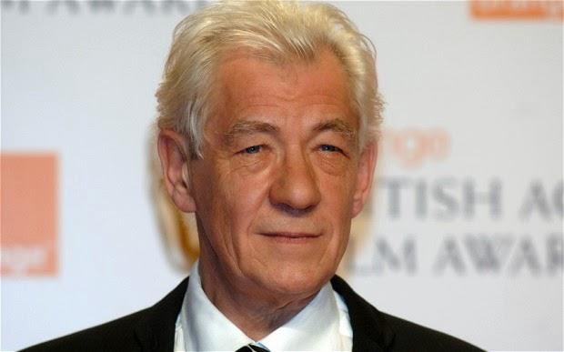 Biografi dan Daftar Film Sir Ian McKellen
