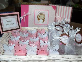 La nubecita preparativos comuni n marta for Preparativos para baby shower