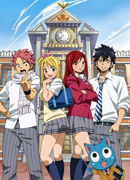 Download Fairy Tail OVA