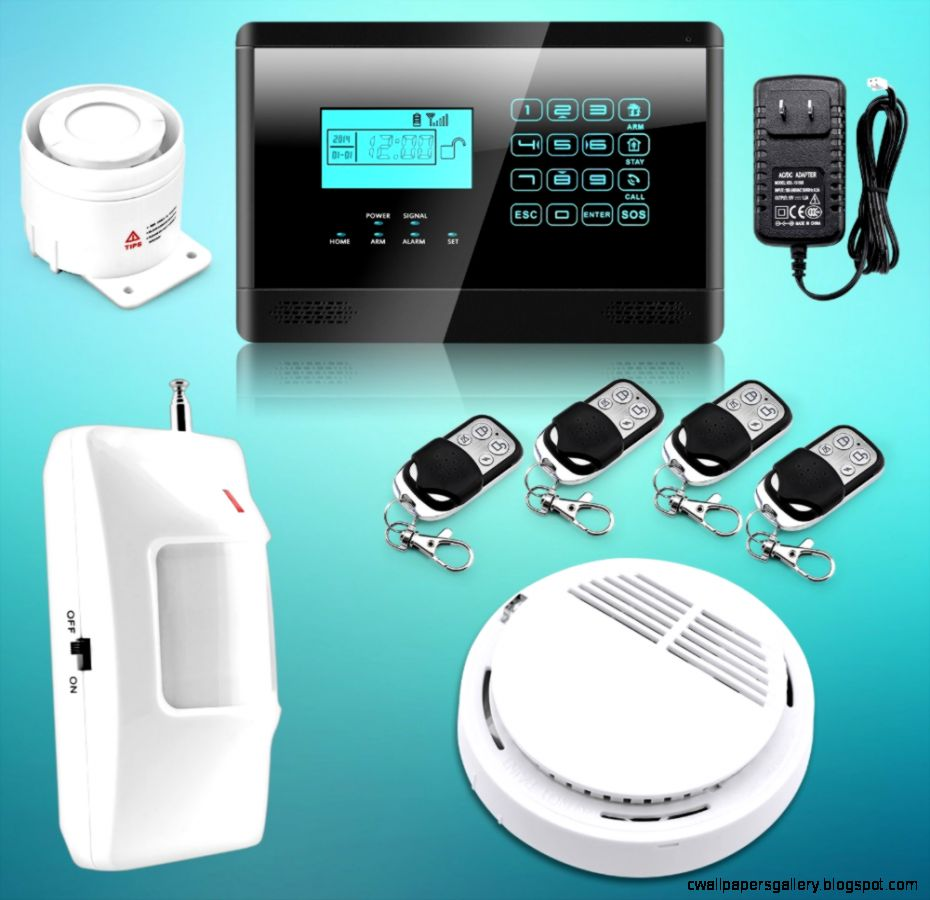 Wireless Alarm Systems Apartments Promotion Shop for Promotional