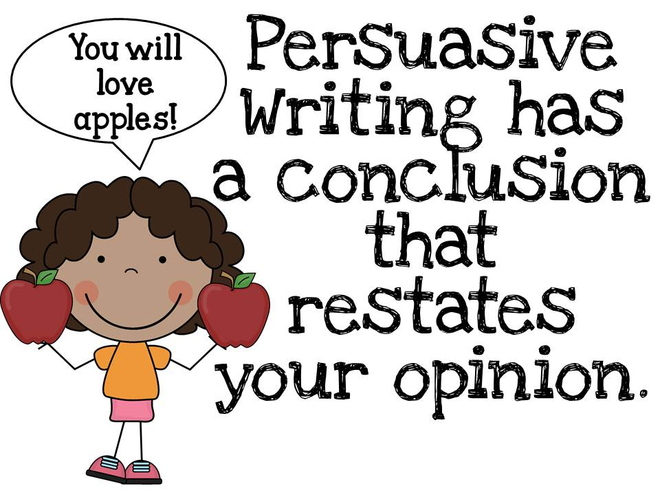 3rd Grade Persuasive Writing Learning Resources